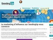Acheter des liens sur seedingup