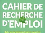 Cahier de recherche d emploi