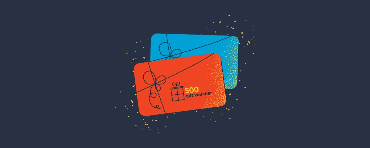 Gagner des cartes cadeaux