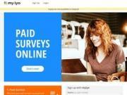 Myiyo enquetes en ligne